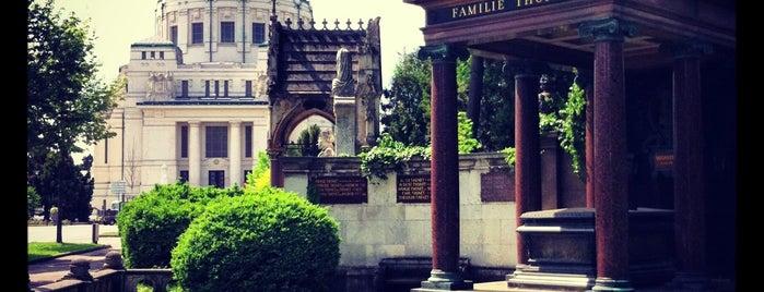 Zentralfriedhof is one of Wien.