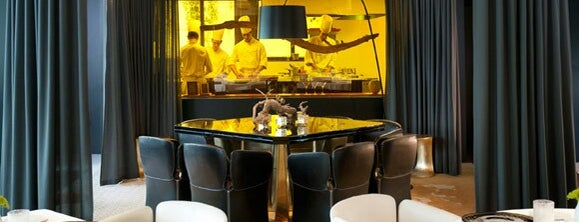 Moments at Mandarin Oriental is one of Top 5 Luxury Restaurants in Barcelona.
