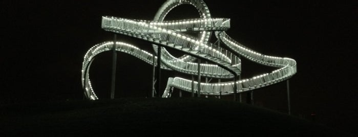 Tiger & Turtle - Magic Mountain is one of Great One Portal Ingress Places.
