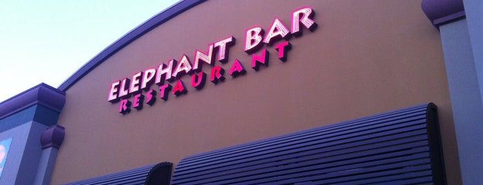 Elephant Bar Restaurant is one of Tempat yang Disimpan Nina.
