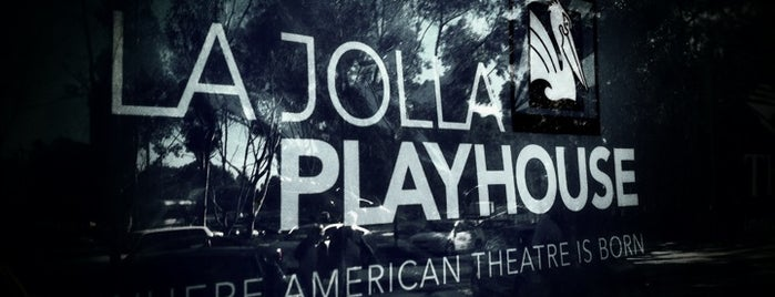 La Jolla Playhouse is one of InSite - San Diego.