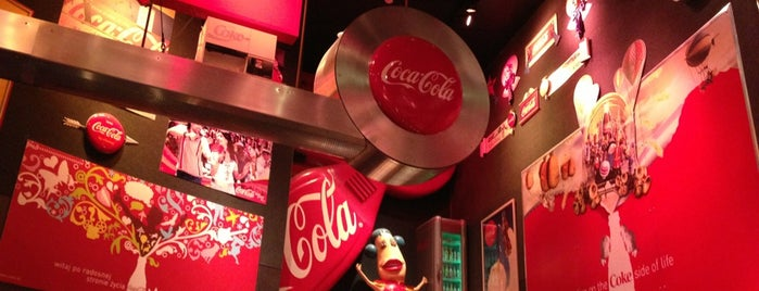 World of Coca-Cola is one of All-time favorites in United States (Part 2).