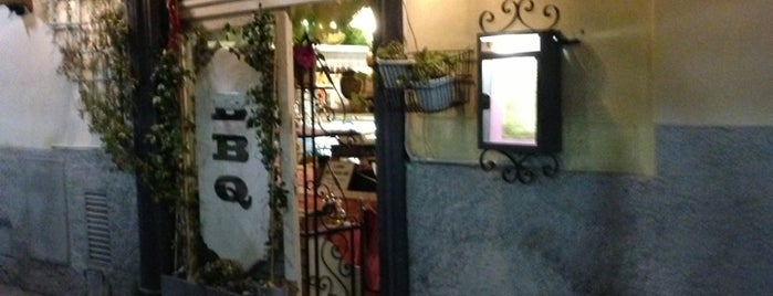 BBQ is one of MiSiedo Firenze.