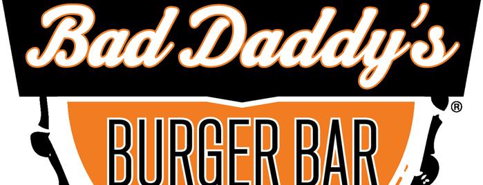 Bad Daddy's Burger Bar is one of Lugares favoritos de Greg.
