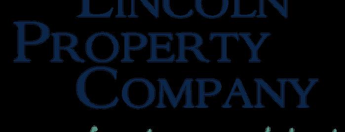 Lincoln Property Company is one of Tempat yang Disukai Scott.
