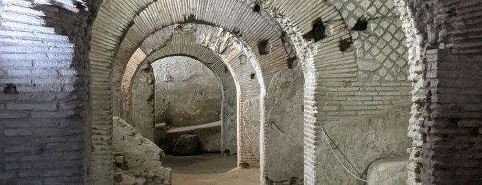 L'area archeologica di San Lorenzo Maggiore is one of NAPLES - ITALY.