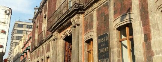 Museo de la Ciudad de México is one of Ciudad de México y alrededores.