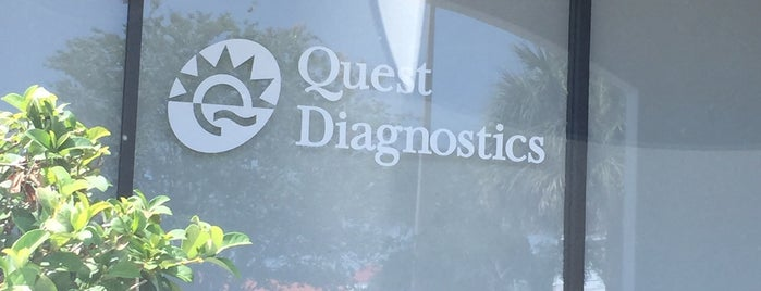 Quest Diagnostics is one of MJさんのお気に入りスポット.