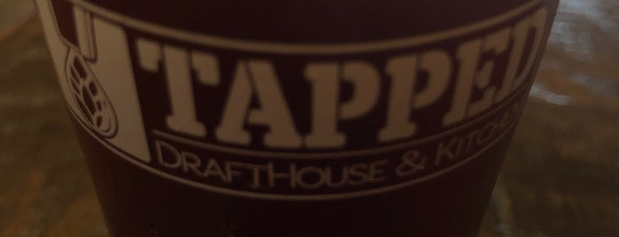 Tapped DraftHouse & Kitchen - Spring is one of Bar.