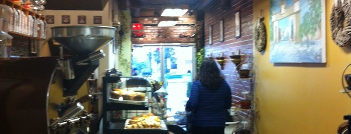 Harrar Coffee & Roastery is one of Best Coffee Cafes in DC.