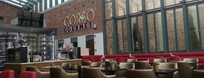 Corso Gourmet is one of Vlad'ın Beğendiği Mekanlar.