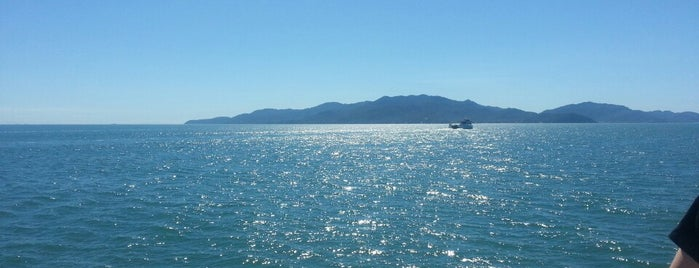 Magnetic Island is one of Townsville's Natural Encounters.