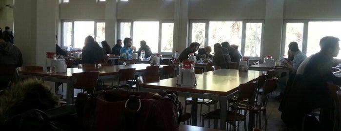 Ege Üniversitesi 1 No'lu Öğrenci Yemekhanesi is one of like.