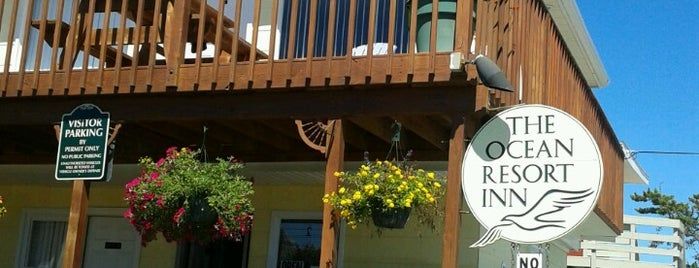 The Ocean Resort Inn is one of Montauk.