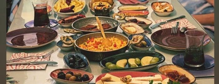 Nadide Breakfast is one of İstanbul kahvaltı.