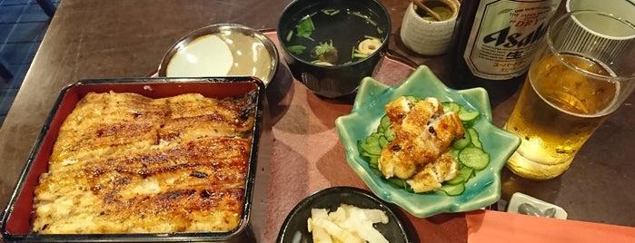 あさず 江戸前うなぎ is one of 行きたい飲食店.