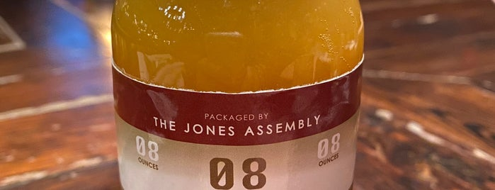 The Jones Assembly is one of American.
