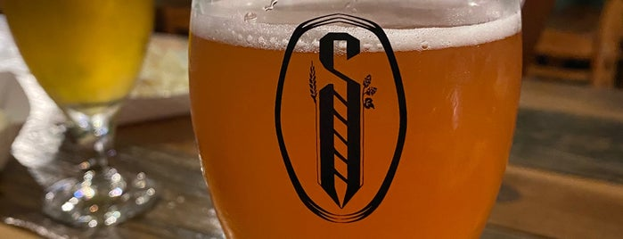 Twisted Spike Brewing Company is one of Oklahoma City.