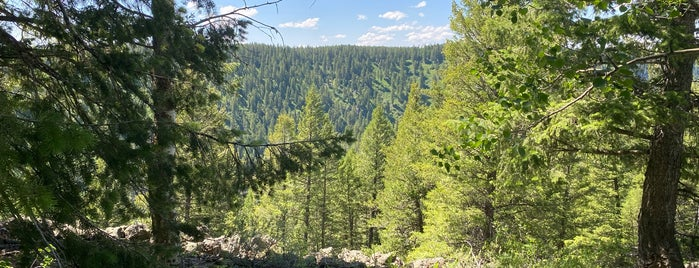 Targhee National Forest is one of Lieux qui ont plu à Heather.
