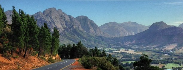 Franschhoek Pass is one of Cape Town Do.