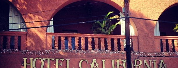 Hotel California is one of Chilango25 님이 좋아한 장소.