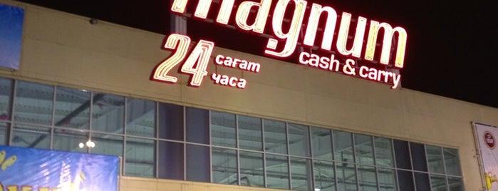 Magnum Cash & Carry is one of Locais curtidos por Наталья.