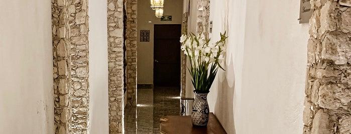 Hotel Villa Peñasco is one of Tempat yang Disukai Sergio.