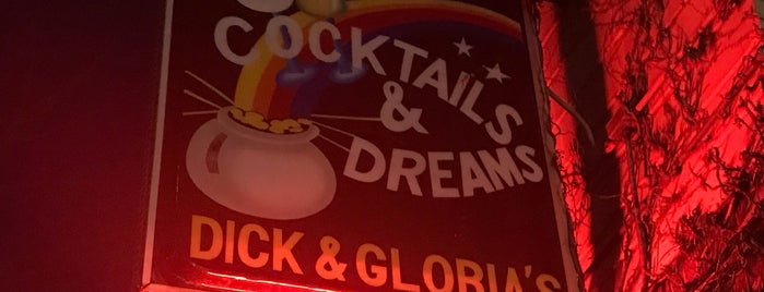 Dick & Gloria's Cocktails and Dreams is one of Rob 님이 좋아한 장소.