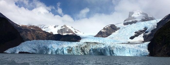 Glaciar Spegazzini is one of Аргентина.
