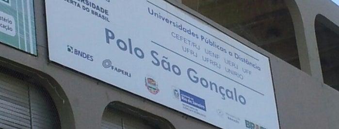 Pólo CEDERJ is one of Rio de Janeiro.