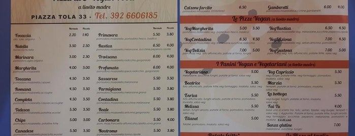 La Bottega is one of Vegan in Sardegna.