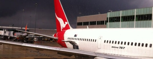 Melbourne Airport (MEL) is one of Airports - worldwide.