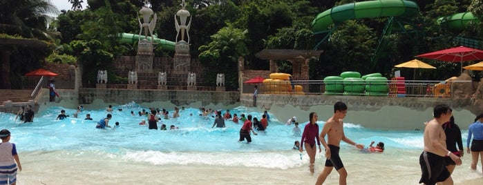Adventure Cove Waterpark is one of Guide to Singapore's best spots.