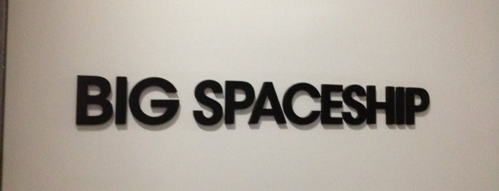 Big Spaceship is one of Ny.