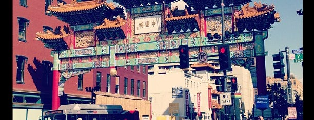 Chinatown Friendship Archway is one of worth re-exploring.