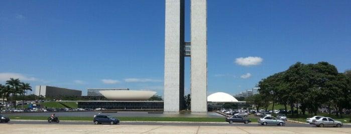 Praça dos Três Poderes is one of BSB.