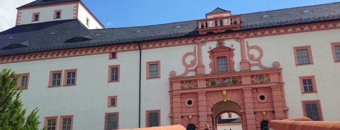 Schloss Augustusburg is one of Chosy 2018 | Kunst und Kultur in Chemnitz.