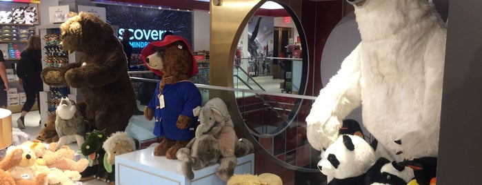 FAO Schwarz is one of NYC Best Shops.