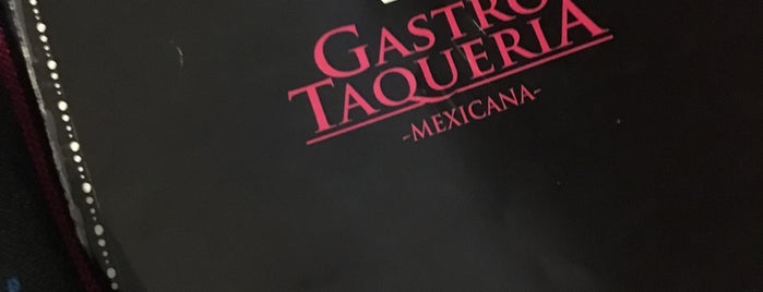 Gastro Taqueria Mexicana is one of Restaurants 2.