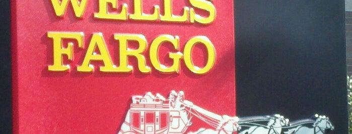 Wells Fargo Bank is one of Wisconsin.
