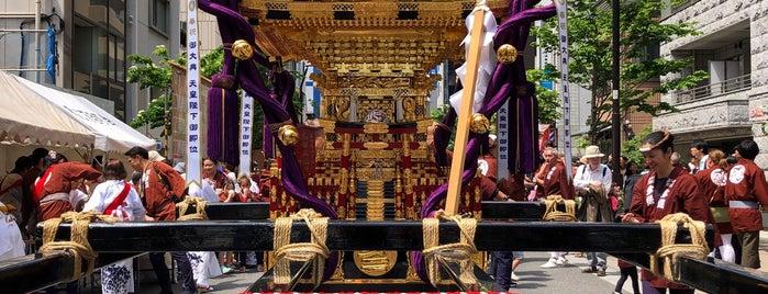多町二丁目交差点 is one of 神輿で訪れた場所-1.