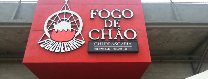 Fogo de Chão is one of Locais salvos de Jesus.