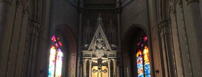 Santa Maria Delle Grazie Al Naviglio is one of Vlad : понравившиеся места.