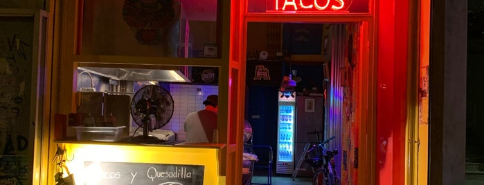 Poncho Tacos is one of ATHENS_FAVOURITES.
