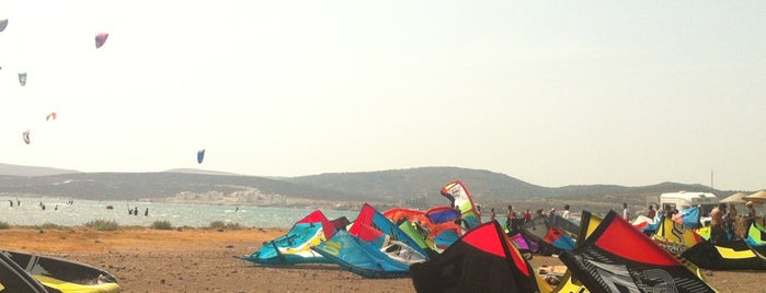 Alaçatı Kitesurf Zone is one of Ozanさんのお気に入りスポット.