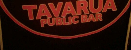 Tavarua Public Bar is one of Seba♥Stgo.