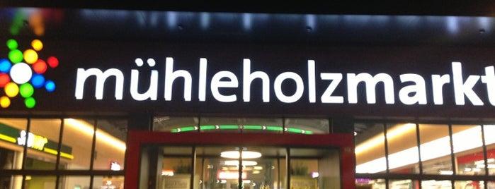 Einkaufscenter Mühleholzmarkt is one of Liechtenstein.