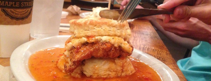 Maple Street Biscuit Company is one of The Best Breakfast Spot in Every State.