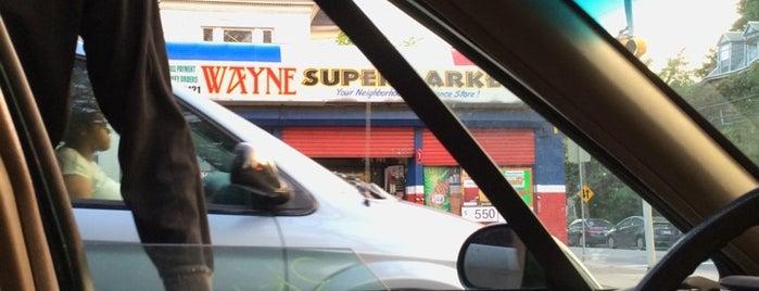 Wayne & Coulter is one of Tempat yang Disukai Mark.