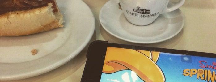 Café Caires is one of Locais curtidos por Hevelyn.